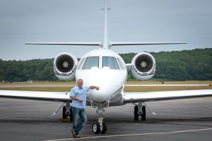 Kevon Morin, Waterside Aircraft